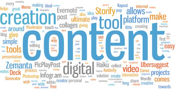 digital content development