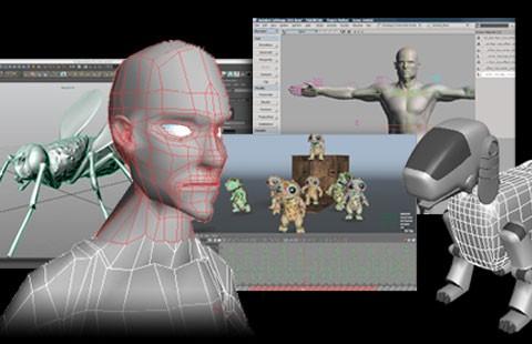 3D animation development company