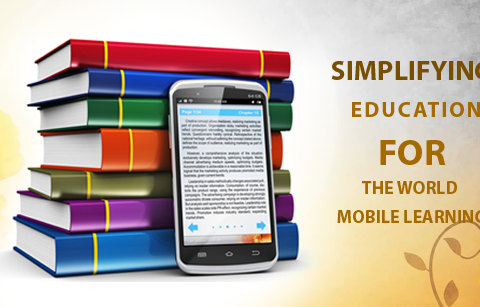 Simplifying-education-for-the-world-Mobile-learning