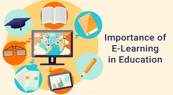 Importance Of E Learning In Education Dynamic Pixel Official Blog