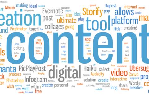 Content development companies