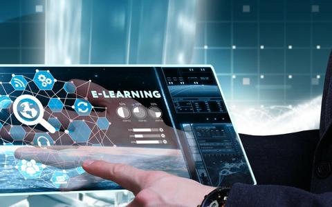 Product explanation e-learning